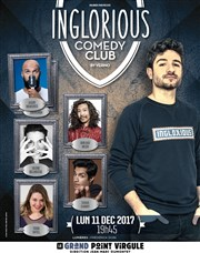 Inglorious Comedy CLub Le Grand Point Virgule - Salle Majuscule Affiche